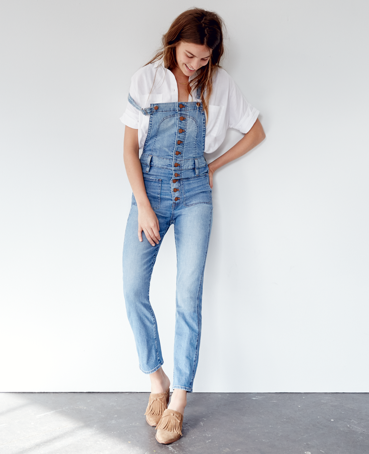 19689ee4db85 madewell bayfront cop overalls  denimmadewell