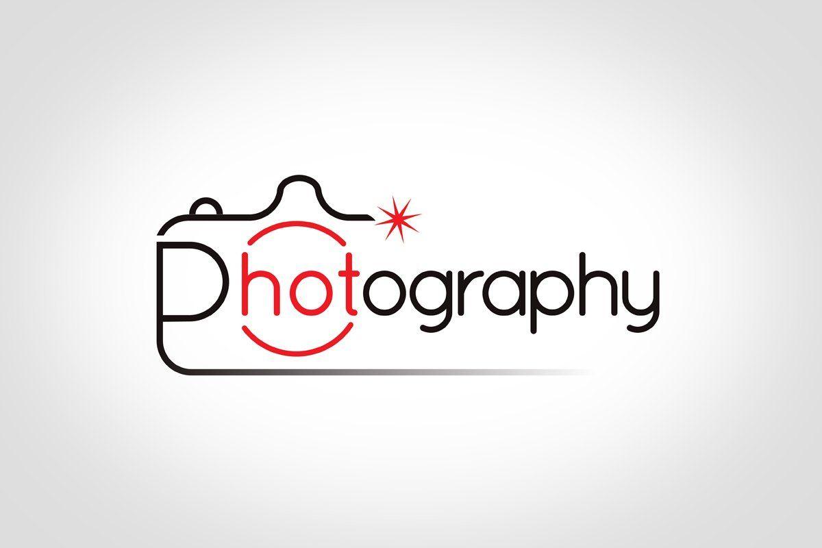 Hot Photogtraphy Logo In 2020 Camera Logos Design Photography Logos Best Photography Logo