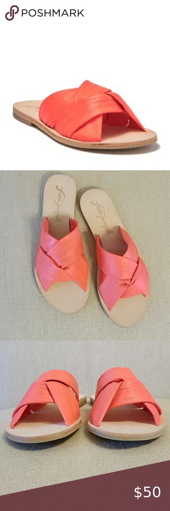 Free People Rio Vista Slide Sandal Free People Shoes Sandals Slide Sandals Women S Shoes Sandals