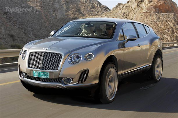 When they gonna make that Bentley truck ? | Cars | Bentley suv, Cars