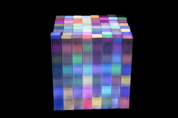 2 5d Edge Lighting Pixel Led Cube Edge Lighting Cube Led
