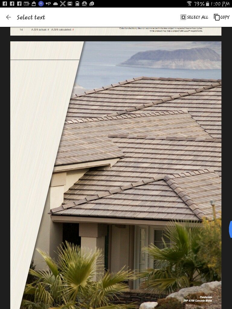 Roof Tile Eagle Concrete Tile Flat 5689 Brown Range Flat Roof Tiles Concrete Roof Tiles Roof Architecture