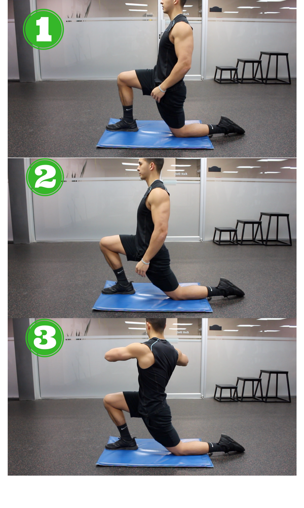 How to Fix Anterior Pelvic Tilt in 4 Simple Steps (Daily