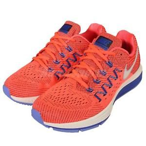 best website 64736 6e1f8 Wmns Nike Air Zoom Vomero 10 X Orange Blue Womens Running Shoes 717441-800.  S N  717441800 Color  HYPER ORANGE SAIL-BLACK-RACER BLUE Made In  China ...