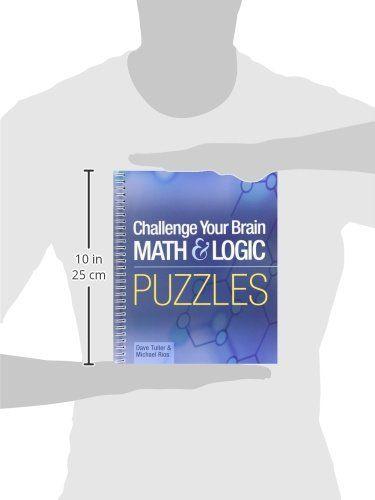 Challenge Your Brain Math & Logic Puzzles (Mensa) | Brandon