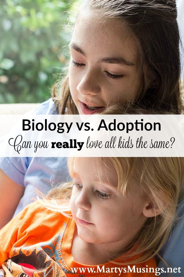 Do You Love Your Adopted Child As Much As Your Bio One Adopting A Child Adoptive Mom Bio Mom
