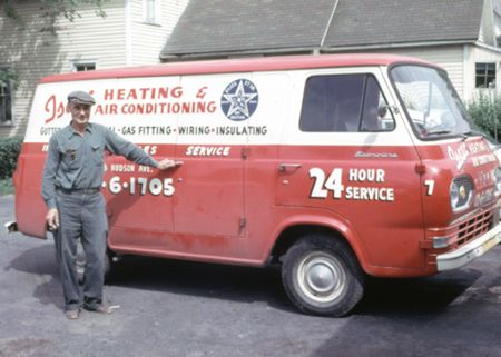 Love The Old Service Truck Pictures Vintage Hvac