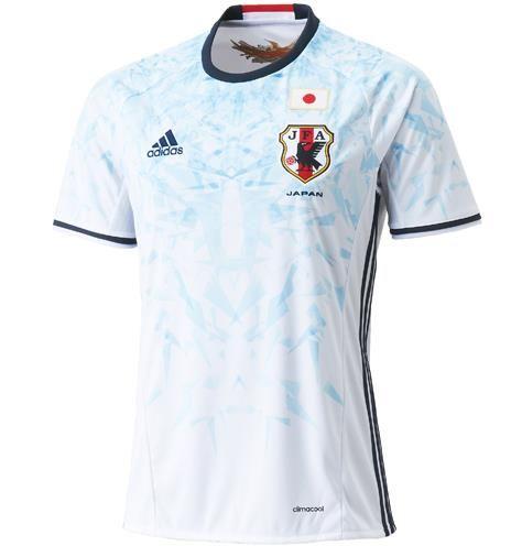 2016 Japan Away White Soccer Jersey Shirt Japan Jersey Shirt Sale Soccer Outfits Soccer Jersey Shirt Sale
