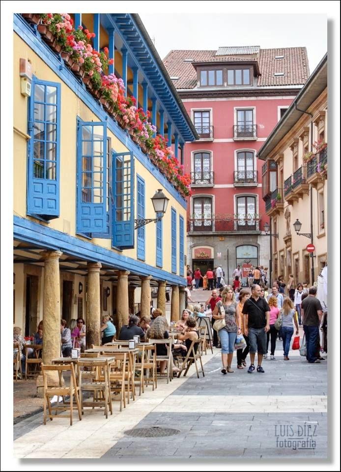 Casas tipicas en el fontan oviedo asturias spain - Casas gratis en pueblos de espana ...