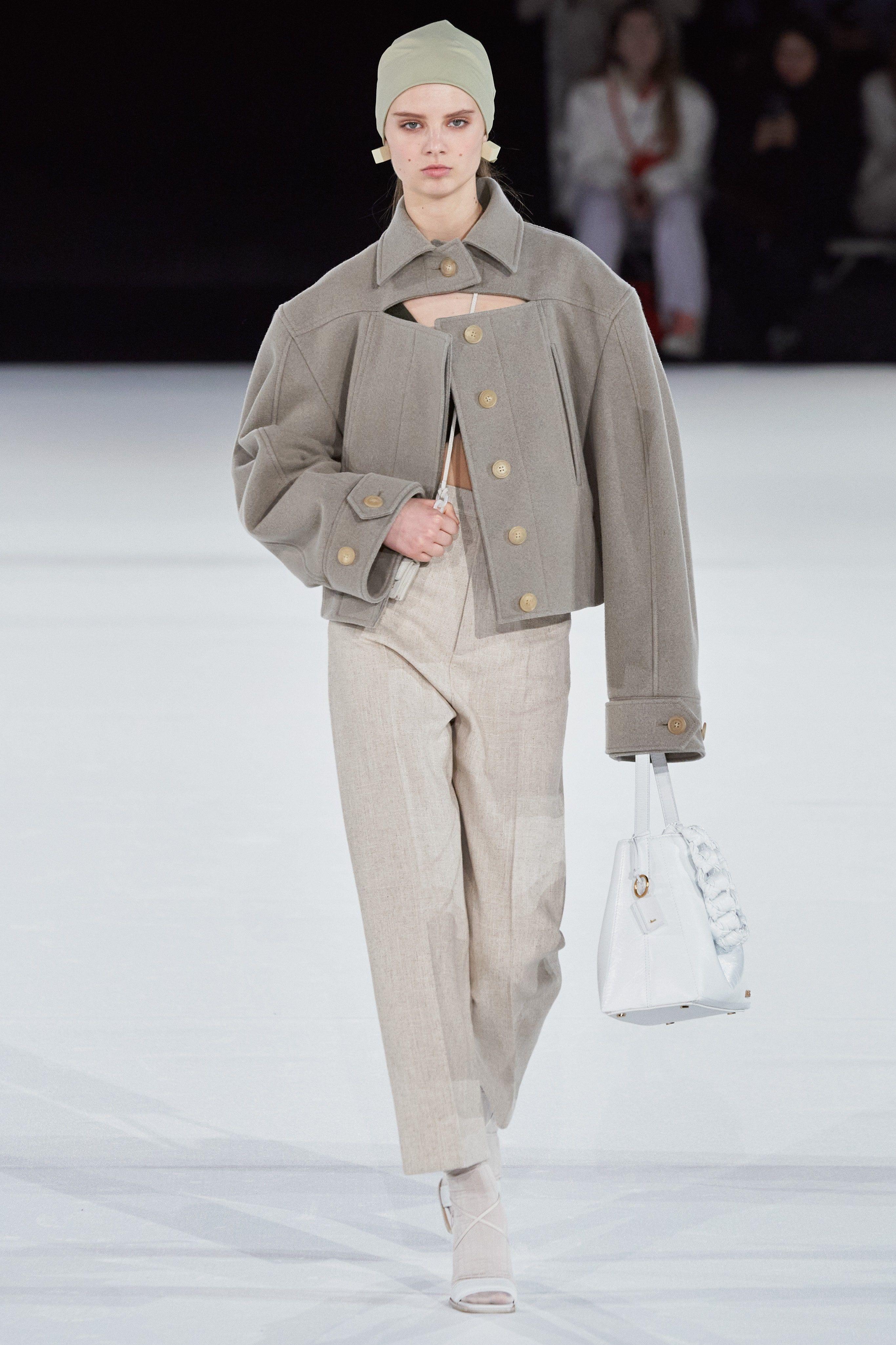 Jacquemus Fall 2020 Ready-to-Wear Fashion Show - Vogue