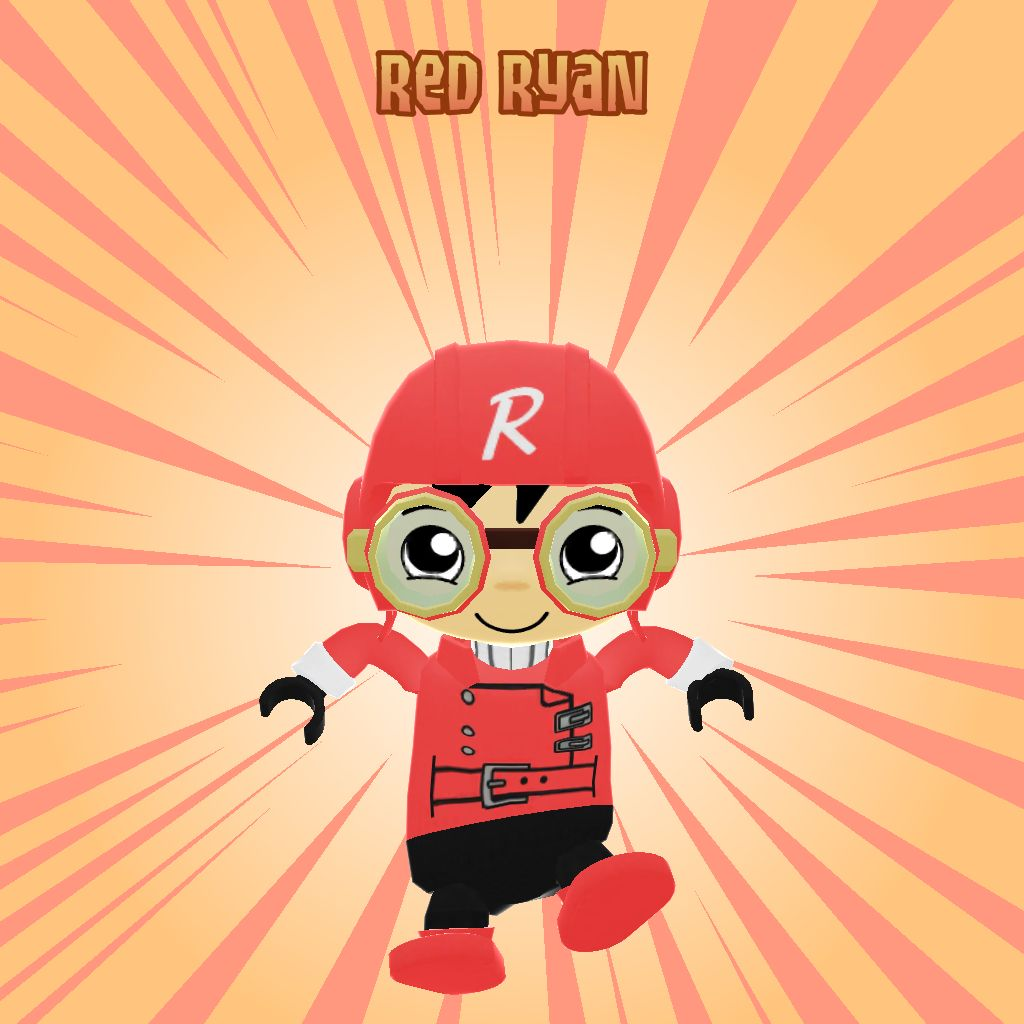 Check Out This Awesome Ryan Costume I Just Tagged In Tag With Ryan