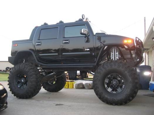 For Sale Craigslist Vegas Huge Whiplash Suspension 14 Lift Kit For Hummer H2 New Jacked Up Trucks Hummer Truck Hummer H2