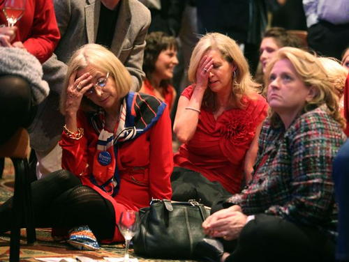 This site is awesome! White people mourning Romney's loss ...