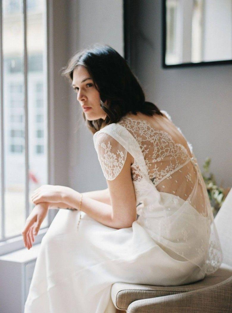 #Inspiration : Les 20 plus belles marques françaises de robes de mariée - Les Éclaireuses