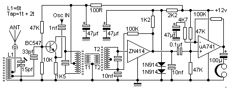 Astonishing Stereo Receiver Wiring Diagram Basic Electronics Wiring Diagram Wiring 101 Tzicihahutechinfo