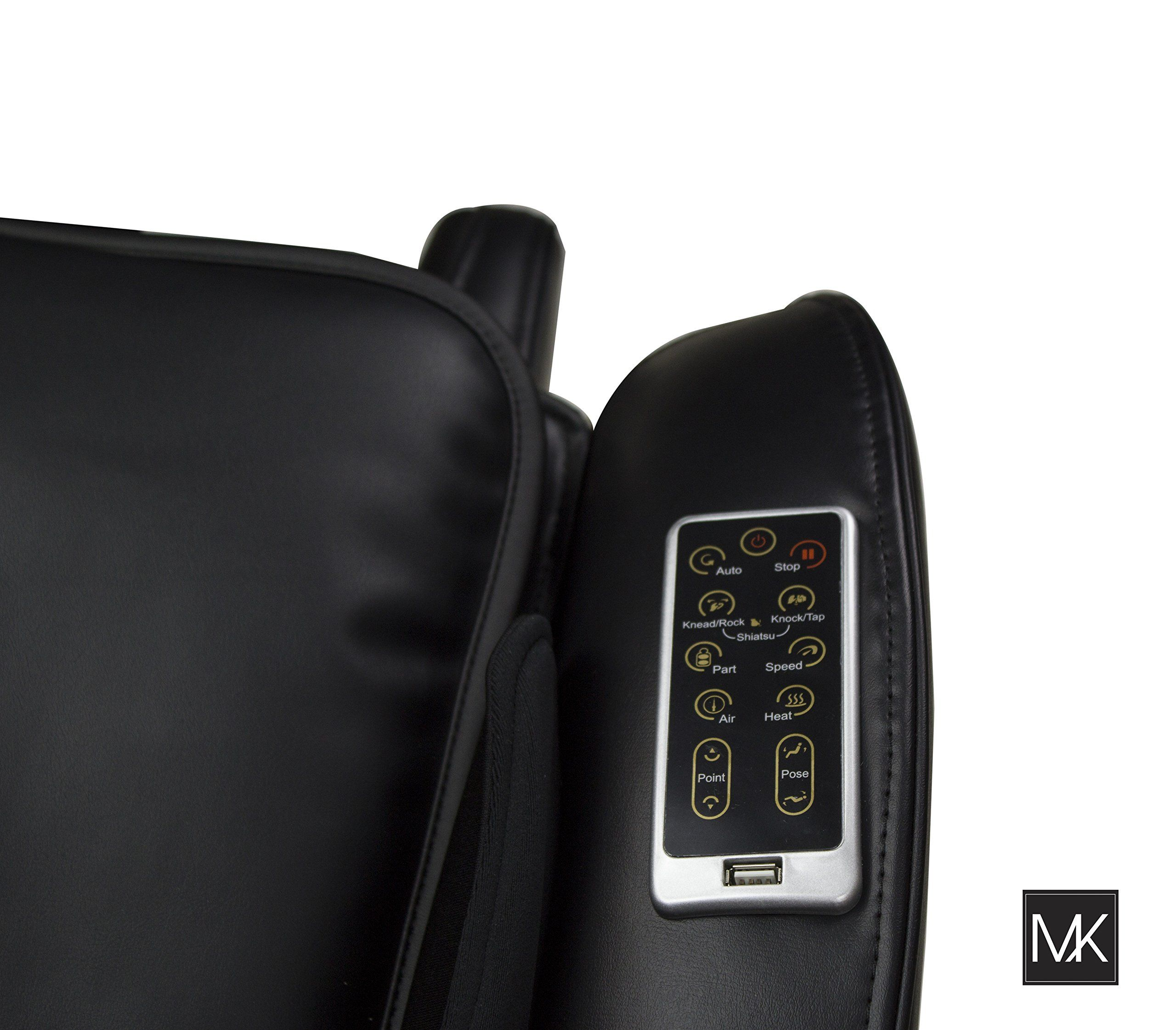 MAYAKOBA Full Body Shiatsu Massage Chair Zero Gravity