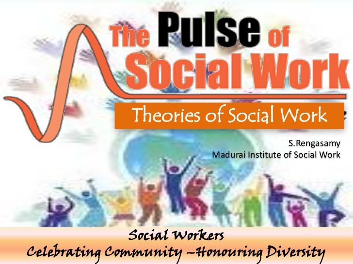Theories of Social Work SRengasamy Madurai Institute - family social worker sample resume
