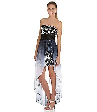 X-Traordinary Prom Dress Short Bow