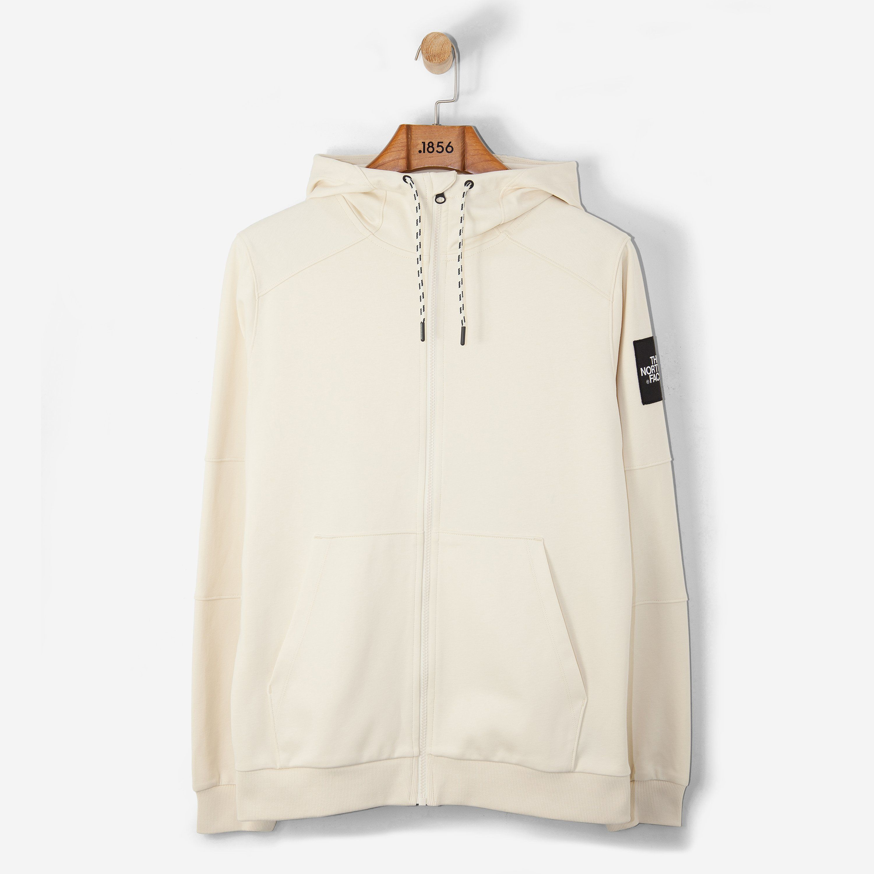 c0d16fadc The North Face Black Label Full Zip Fine Hood Vintage White Free SHIPPING  OVER £50.00