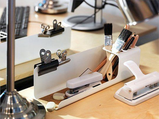 10 Tools for an Organized Home Office | Apartment Therapy