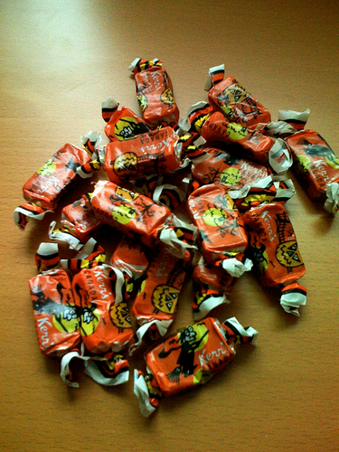 Top 10 Worst Halloween Candy for Ruining Halloween | The o'jays ...