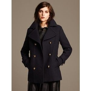 Wool Pea Coat Womens Peacoat Womens Coats Macy S. Alpine Swiss ...