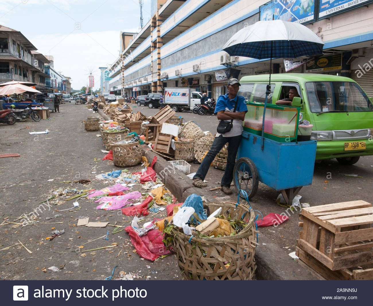 Download This Stock Image Batam Indonesia February 7 2015 People Activities At The Local Market In The Jodoh Area Of Batam Stock Photos Photo The Locals