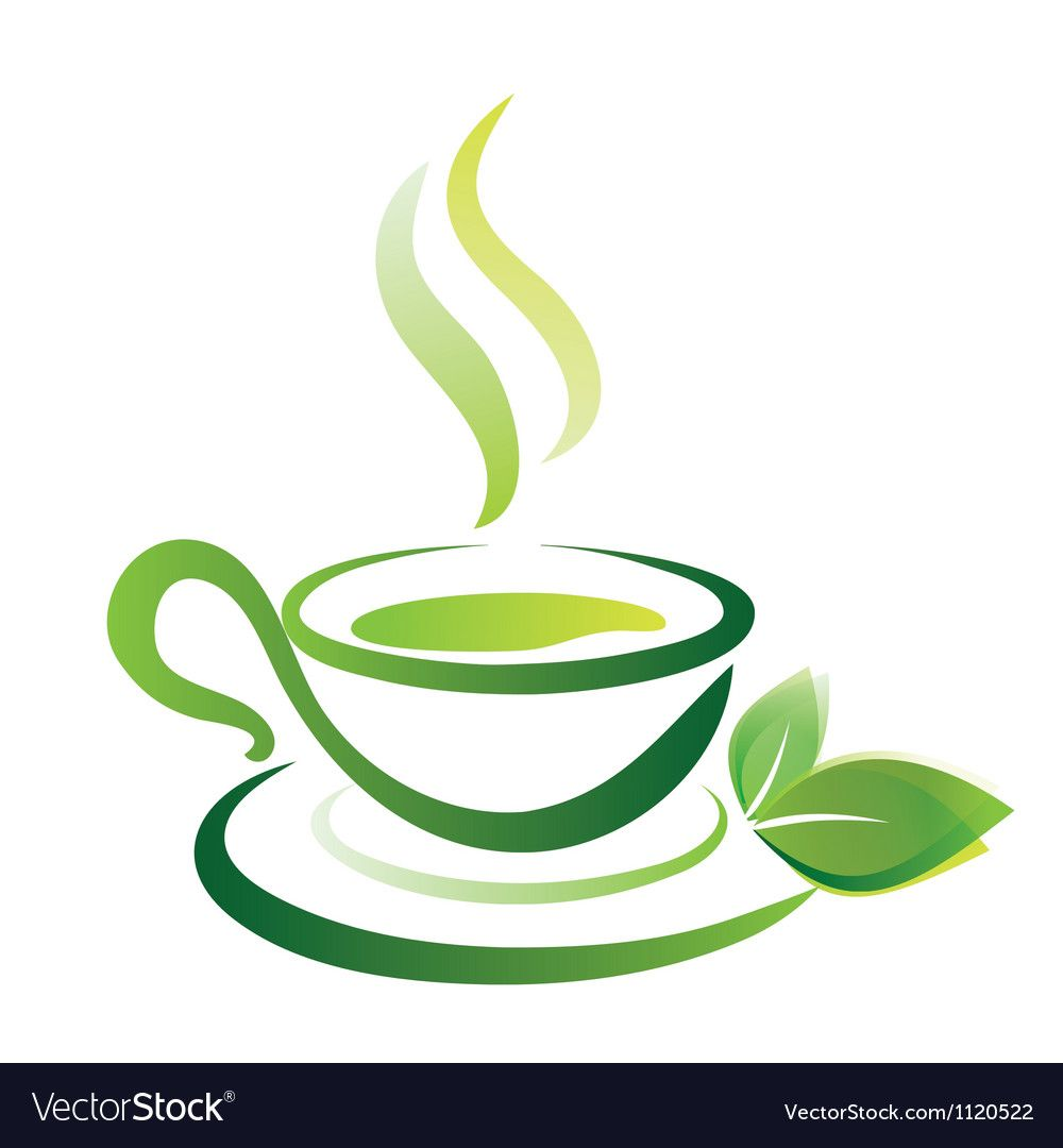 Sketch Of Green Tea Cup Icon Download A Free Preview Or High Quality Adobe Illustrator Ai Eps Pdf And High Reso Tea Logo Green Tea Cups Coffee Poster Design