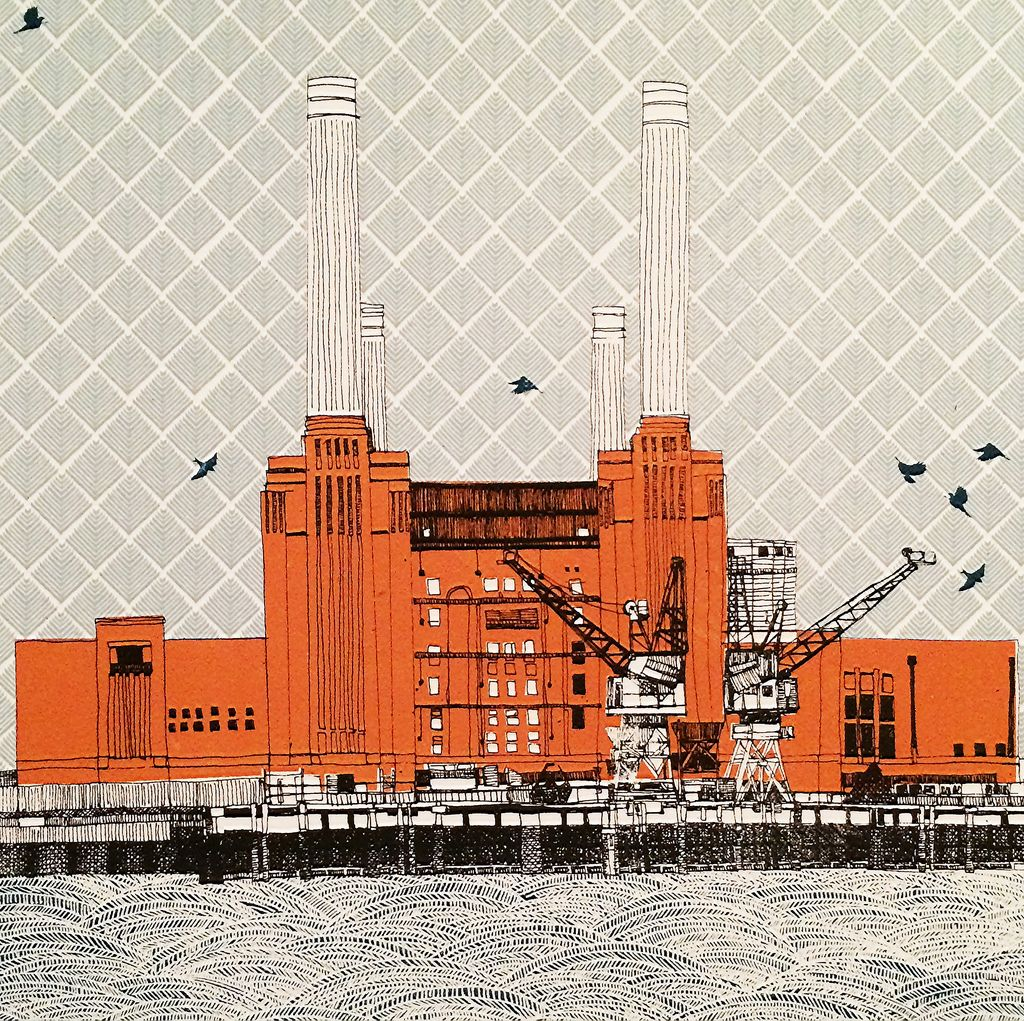 London Contemporary Fine Art Images by Clare Halifax