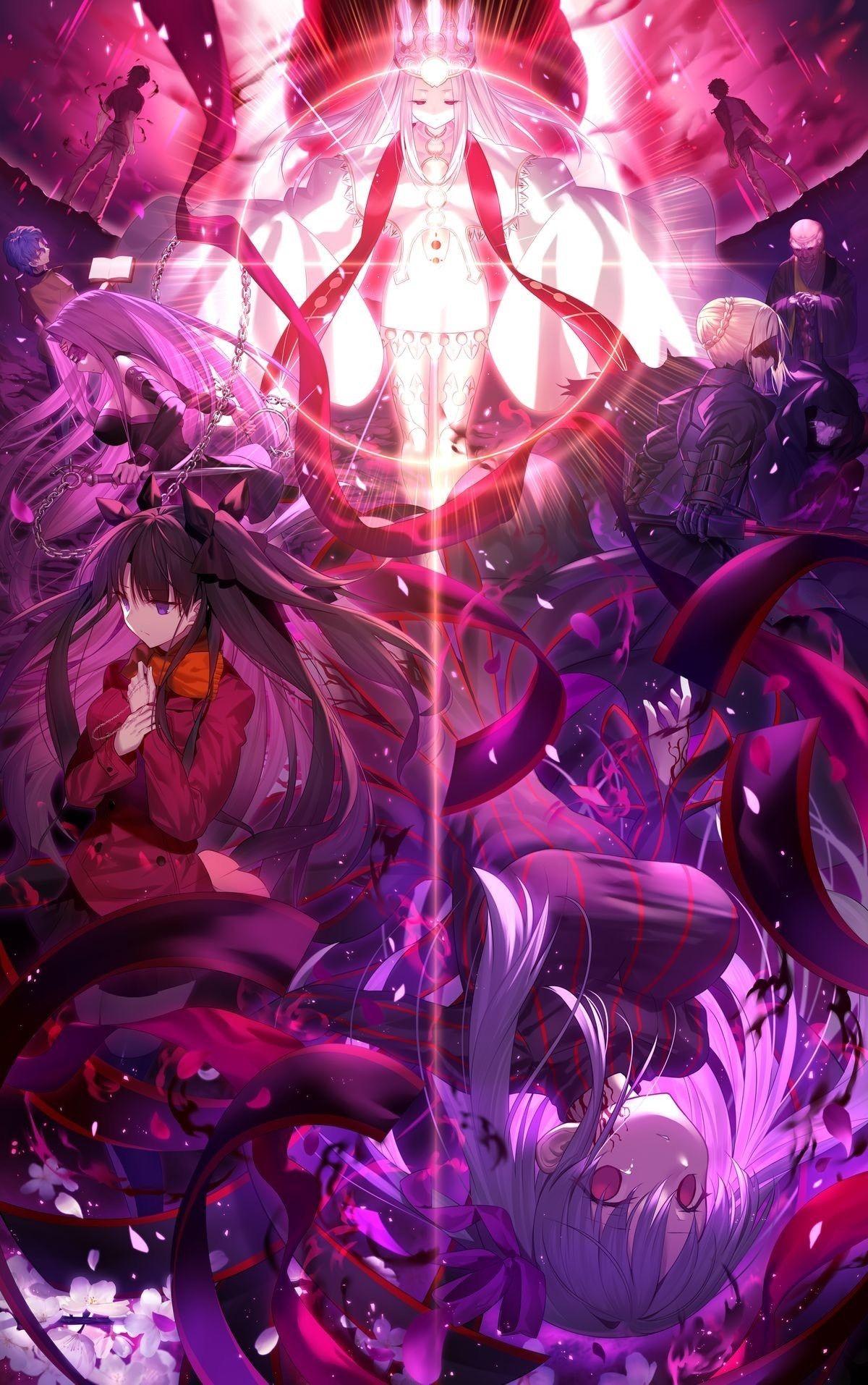 「Fate Series All」おしゃれまとめの人気アイデア|Pinterest| Setsuna🌸 運命
