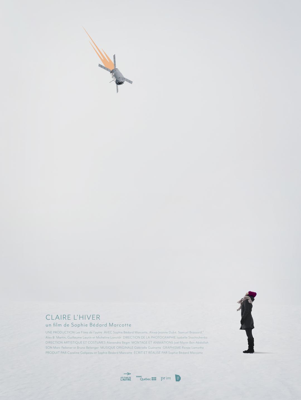 CLAIRE L'HIVER Sophie Bédard Marcotte Hiver