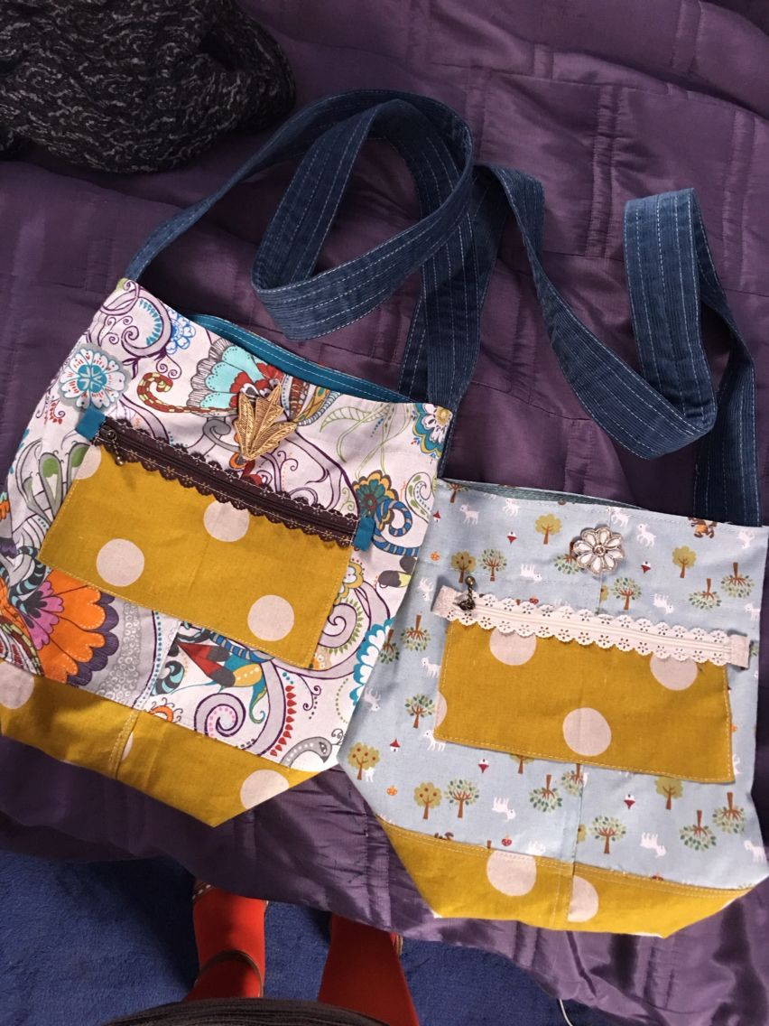 Cutest #handmade #purses #bags #rediscoveredobjects #sageboxstudio