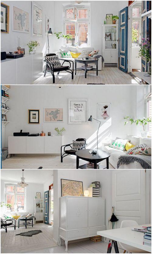 Decoracion departamento 2 ambientes decor ideas home for Decoracion de interiores departamentos