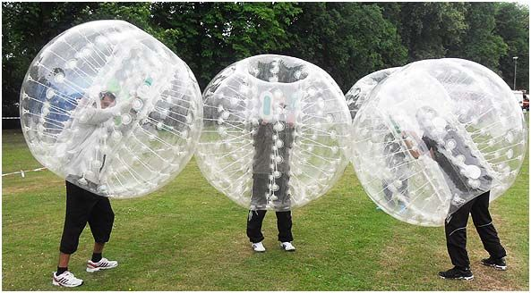 Pin On Holleyweb Bubble Soccer Bumper Ball