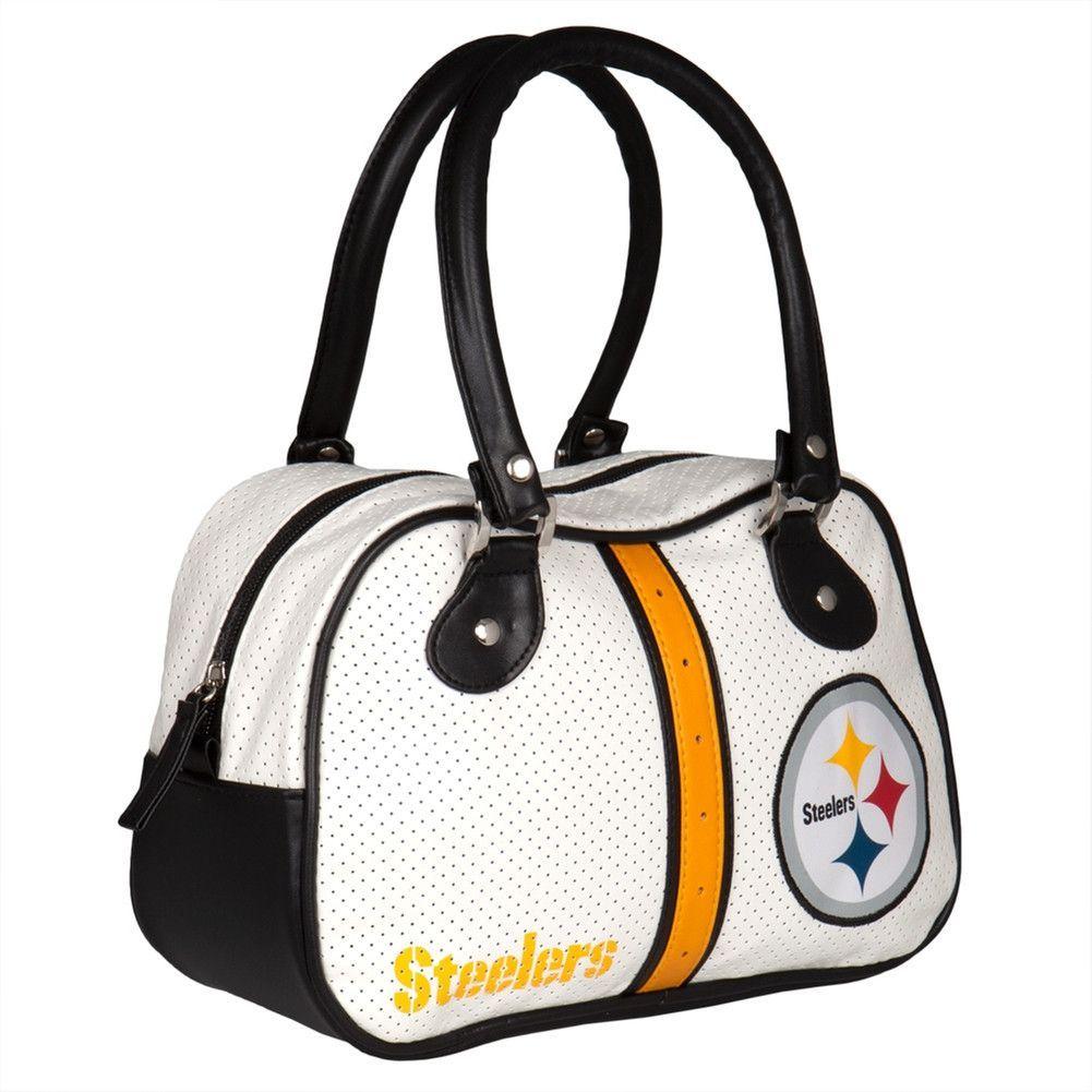 Pittsburgh Steelers - Logo Bowler Bag