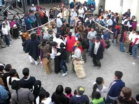 Inti Raymi - Fiesta de San Juan - Otavalo - Ecuador