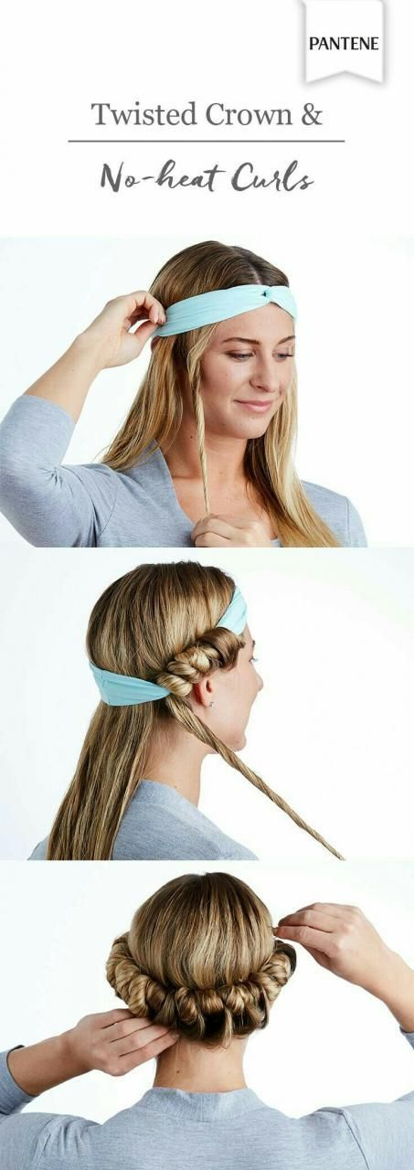Easy To Do Hairstyles – Step By Step Tutorials