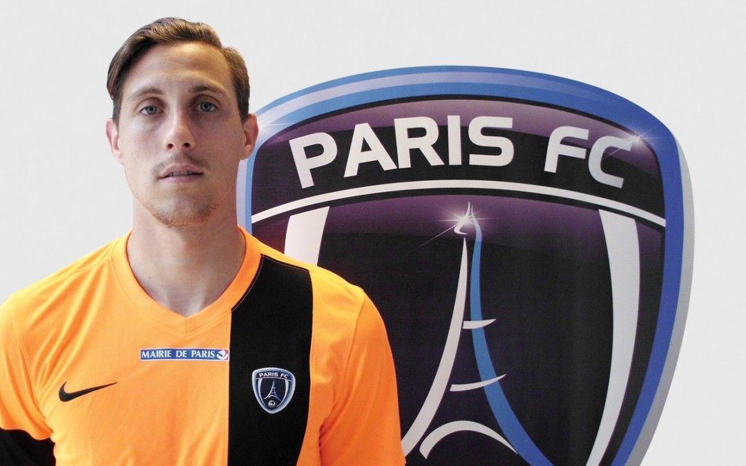 Alan Mermillod - Paris FC (FRA)