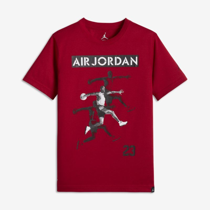 f1e2744a263233 Air Jordan Younger Kids  (Boys ) T-Shirt in 2019