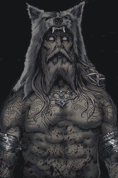 Ulfhednar Viking Warrior Tattoos Viking Warrior Norse