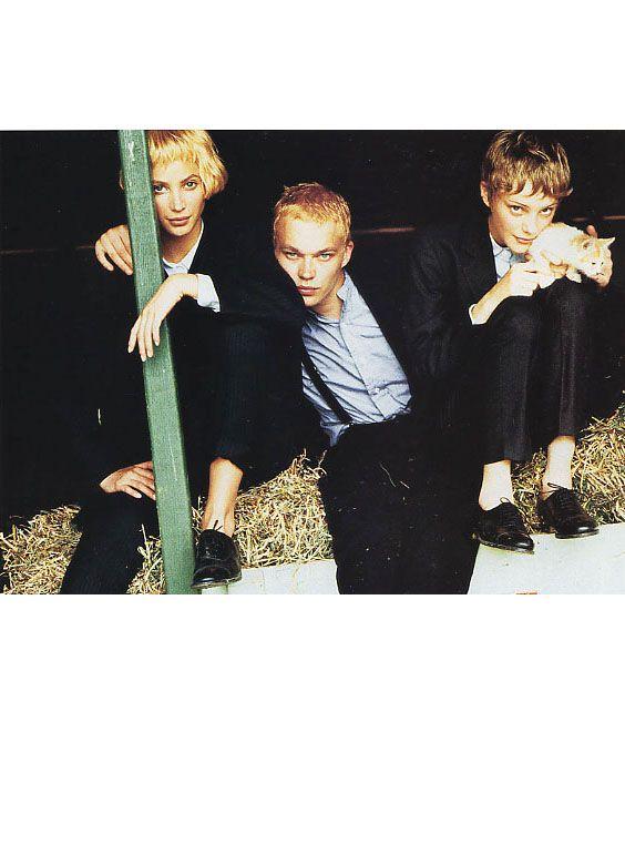 Vogue US July 1993