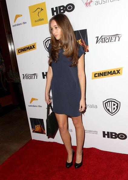 Alycia Debnam Carey | Alycia Debnam-Carey Actress Alycia Debnam Carey attends the 2nd Annual ...