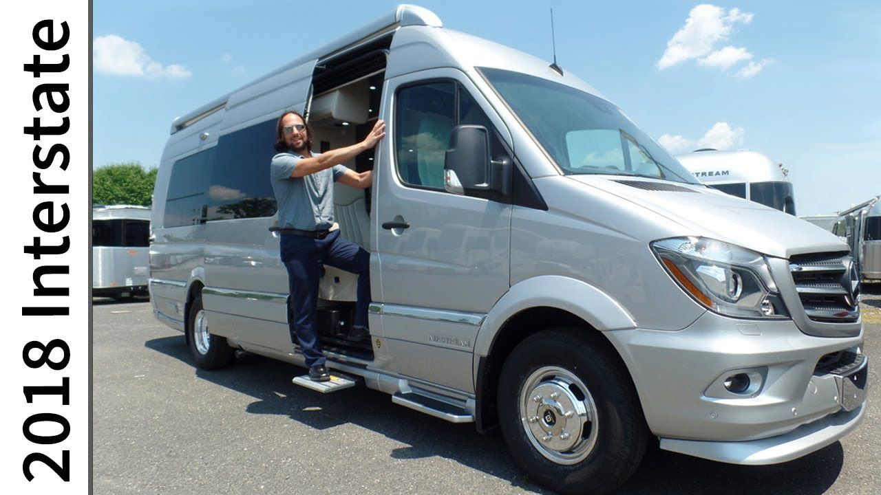 2018 Airstream Interstate Model Year Improvements Extended