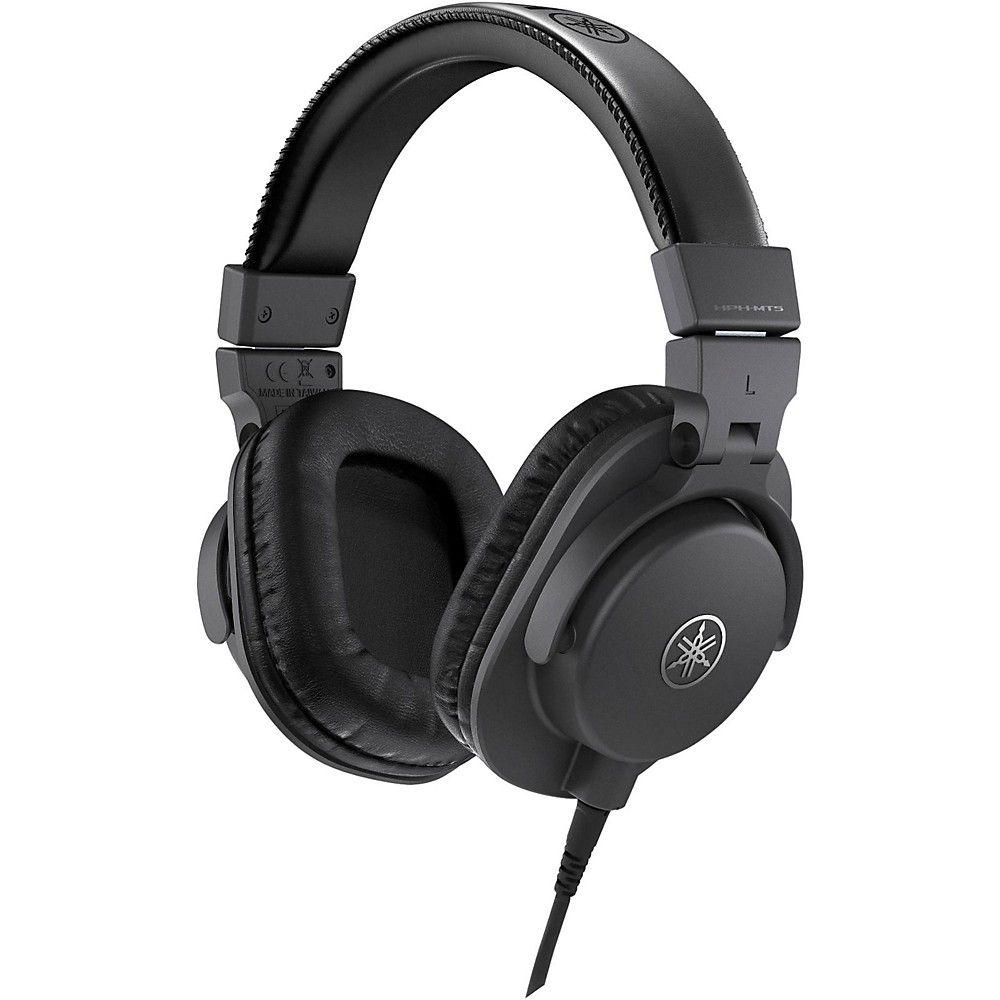 Hph Mt5 Monitor Headphones Black Products Headphones White