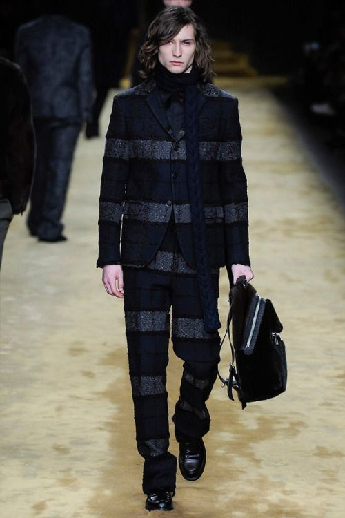 Fendi FW16.  menswear mnswr mens style mens fashion fashion style runway fendi