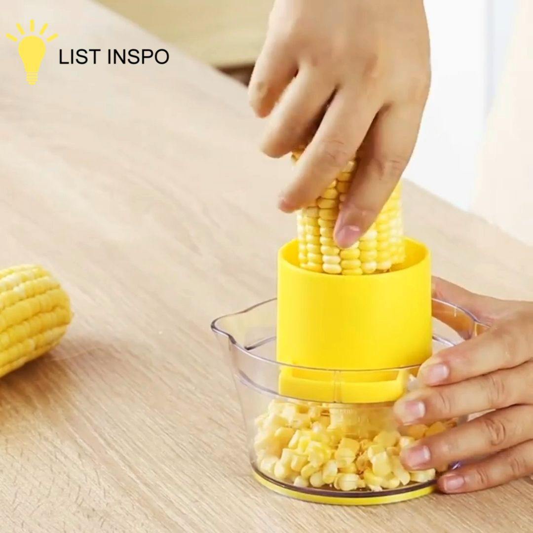 Corn Cob Stripper Kitchen Tools Gadgets – List Inspo