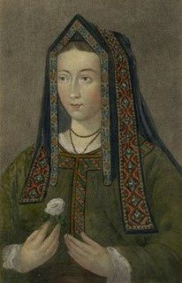Photo of Elizabeth of York, Queen of England, Mother of Henry VII