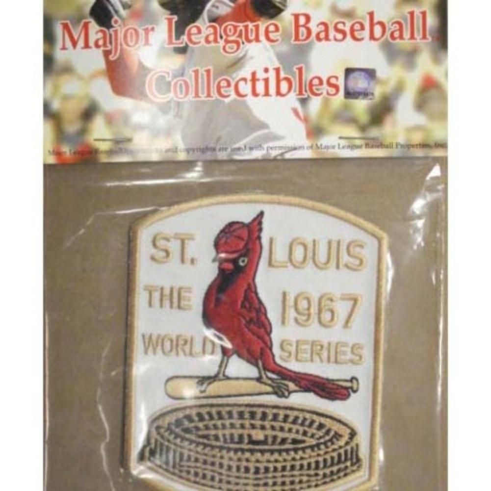MLB World Series Patch - 1967 Cardinals