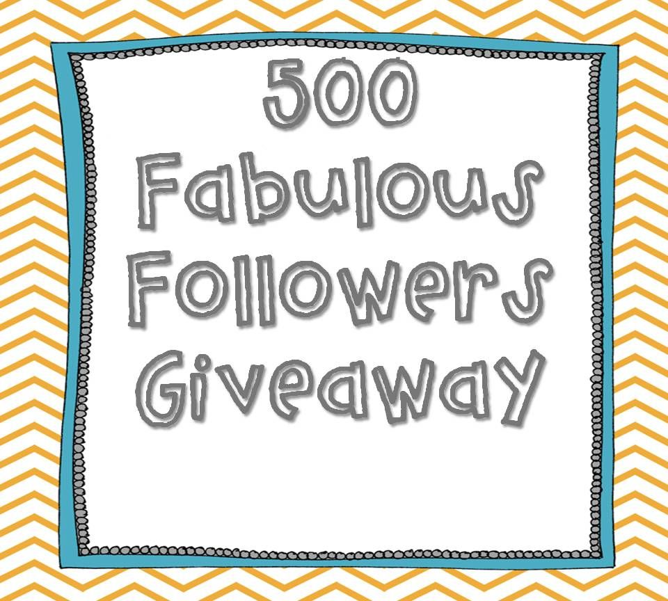 500 Facebook and Google+ Followers Giveaway  As many of you know, we have crossed 500 followers on Facebook and Google+. I was planning on doing a 500 Followe