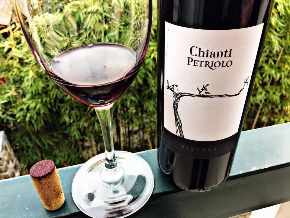 El Alma del Vino.: Fattoria Petriolo Chianti Riserva 2011.